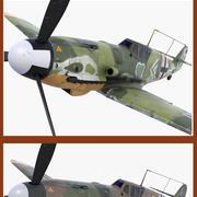 BF 109 koleksiyonu 3d model