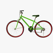 Cross Bike 01 modelo 3d