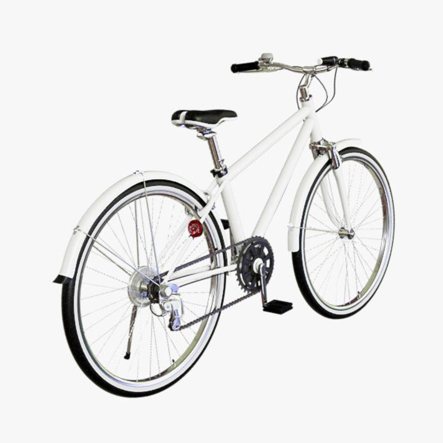 Cross Bike royalty-free 3d model - Preview no. 3