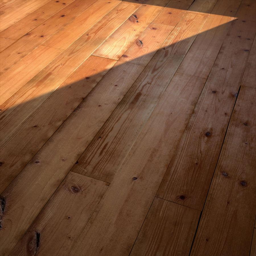 Placas de madeira royalty-free 3d model - Preview no. 3