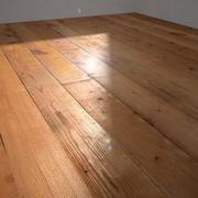 Houten planken 3d model