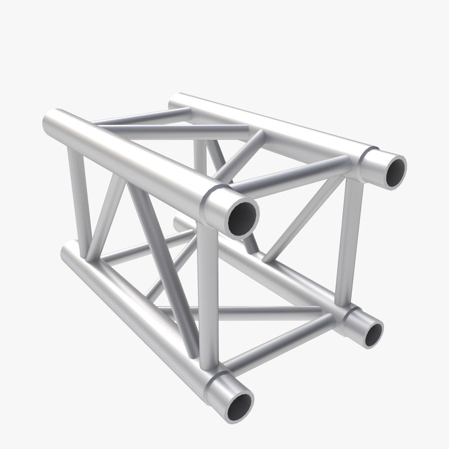 Modular Truss Collection royalty-free 3d model - Preview no. 6