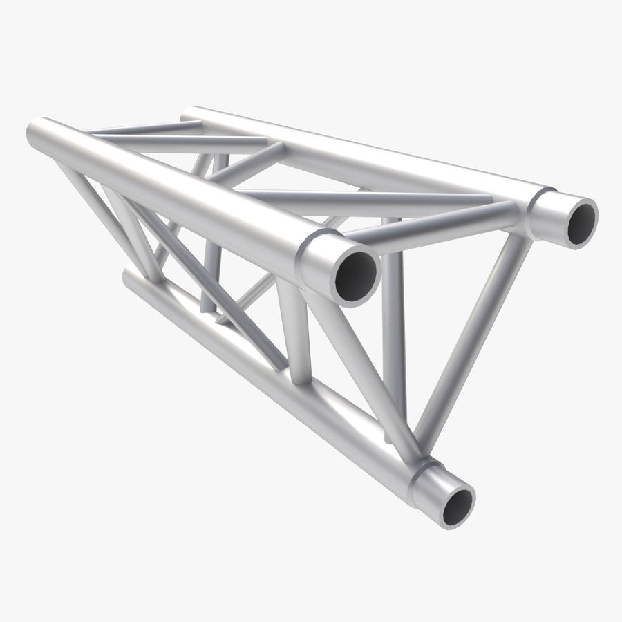 Modular Truss Collection royalty-free 3d model - Preview no. 17