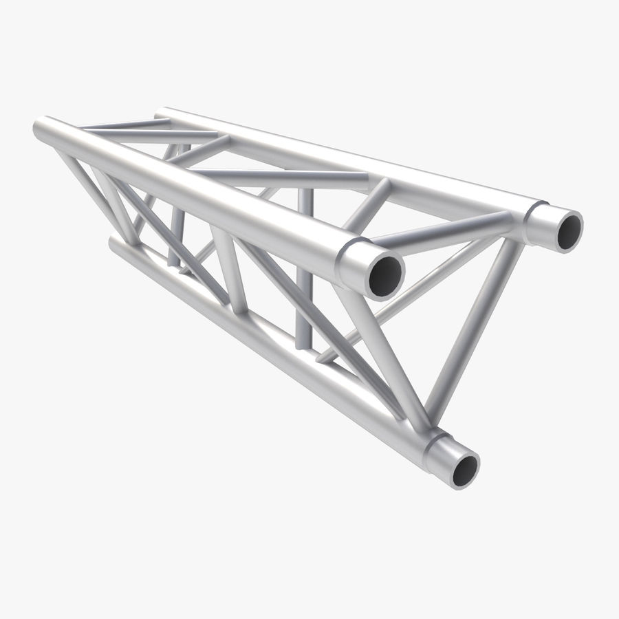 Modular Truss Collection royalty-free 3d model - Preview no. 18