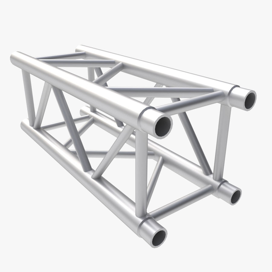 Modular Truss Collection royalty-free 3d model - Preview no. 7