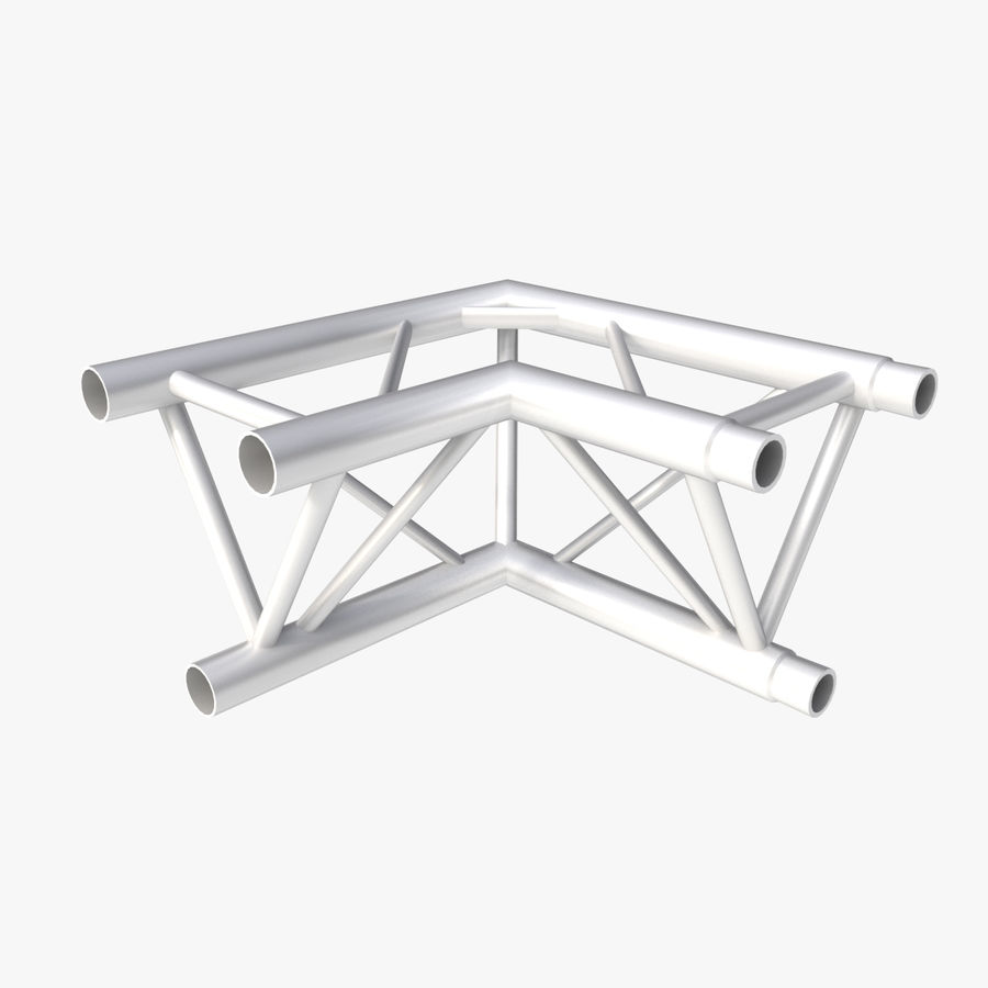 Arc & Corner Truss Collection royalty-free 3d model - Preview no. 5