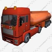 TruckMan02 3d model
