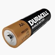 Duracell 3d model