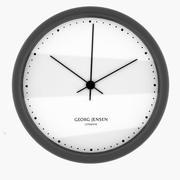 Relógio de parede real 3d model