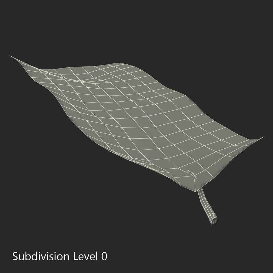Crenate Leaf Modèle 3D royalty-free 3d model - Preview no. 18