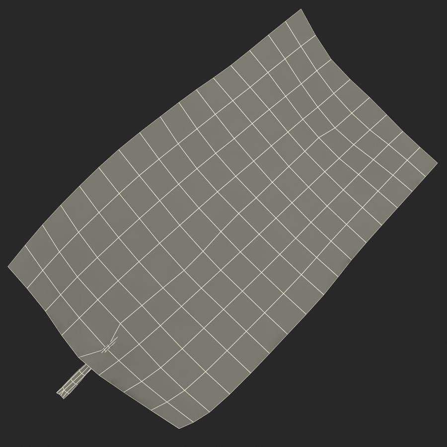 Crenate Leaf Modèle 3D royalty-free 3d model - Preview no. 24
