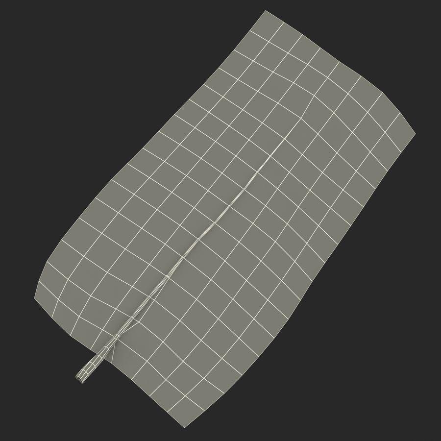 Crenate Leaf Modèle 3D royalty-free 3d model - Preview no. 25