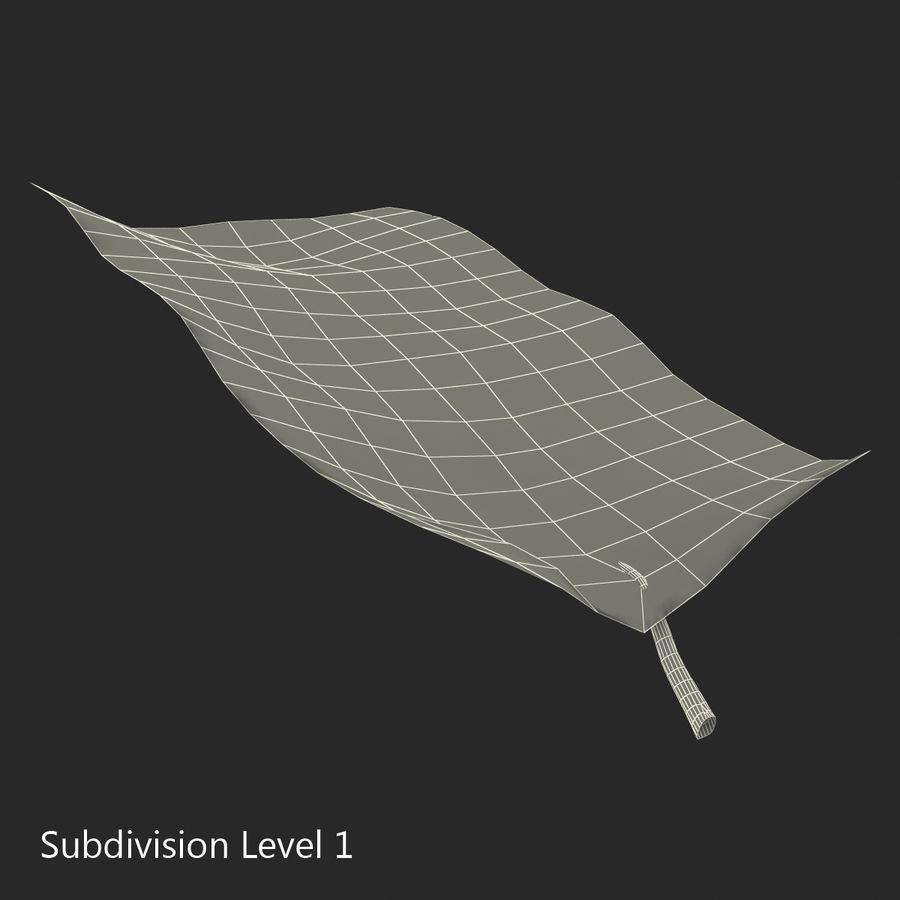 Crenate Leaf Modèle 3D royalty-free 3d model - Preview no. 19
