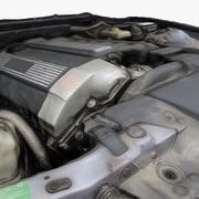 Motore 1 - V6 1994 3d model