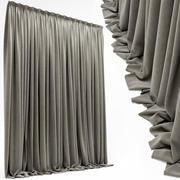 Vorhang 3d model