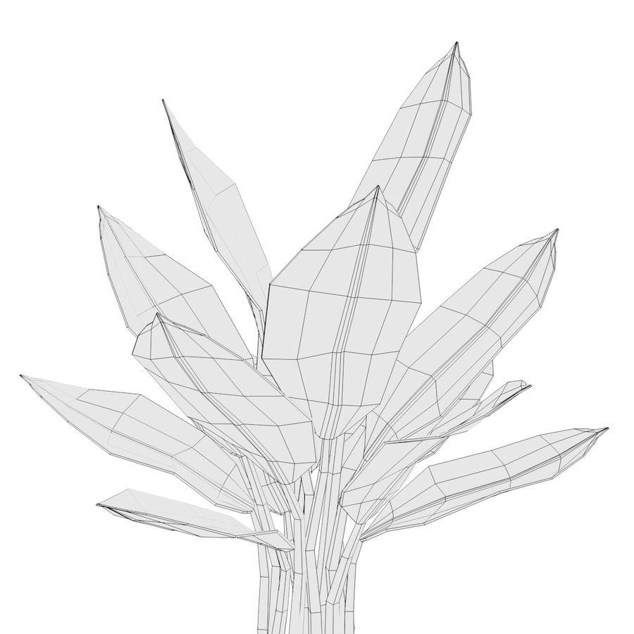 Aquatic Plants royalty-free 3d model - Preview no. 16