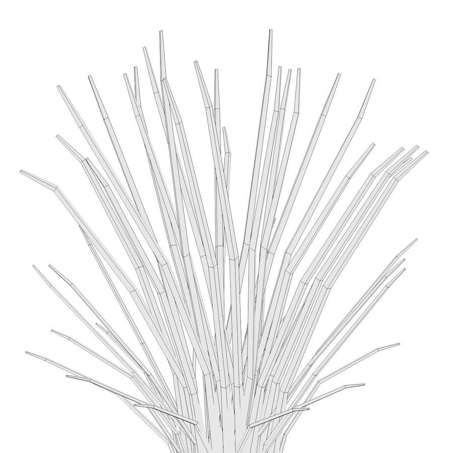 Aquatic Plants royalty-free 3d model - Preview no. 11