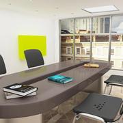 사무실 3d model