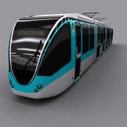 Трамвай 2 3d model
