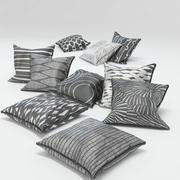 travesseiros 3d model