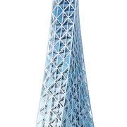 超高層ビル_006 3d model