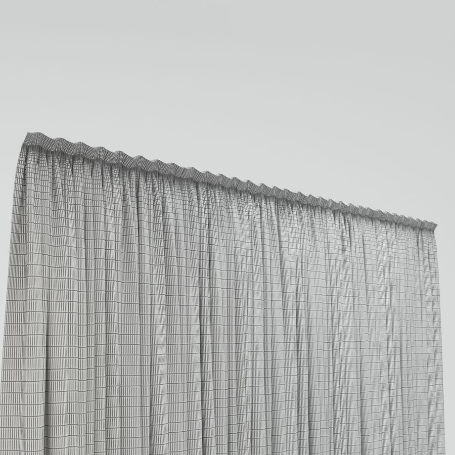 tenda royalty-free 3d model - Preview no. 13