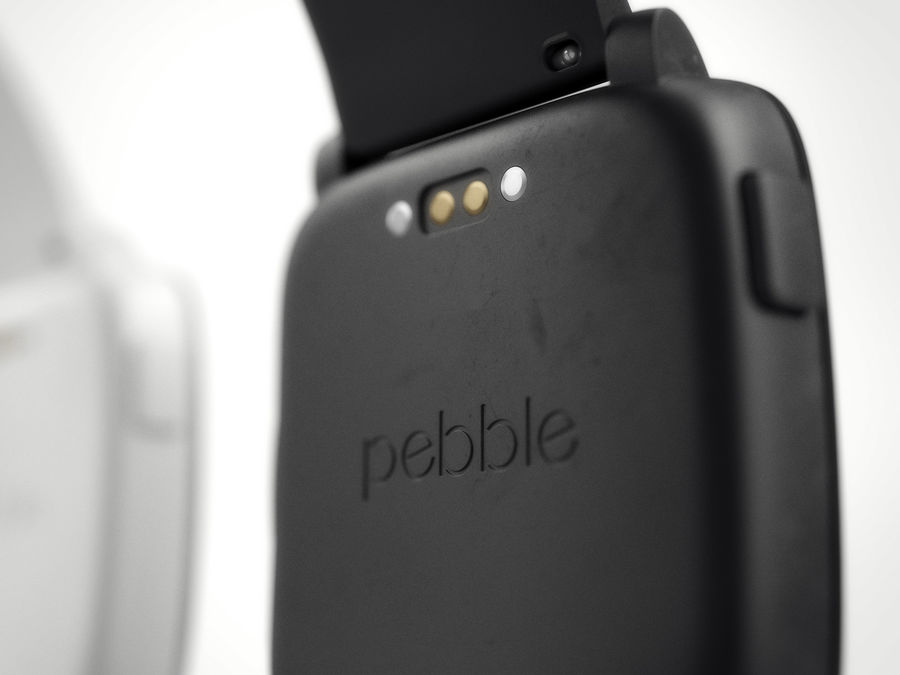 PEBBLE time royalty-free 3d model - Preview no. 10
