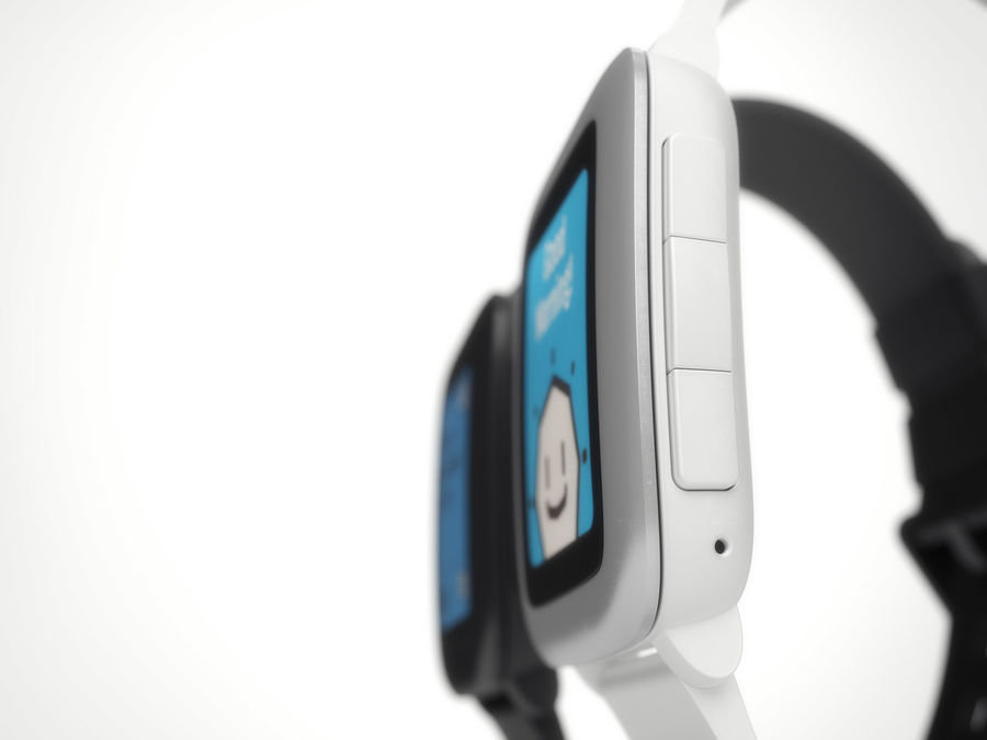 PEBBLE time royalty-free 3d model - Preview no. 14