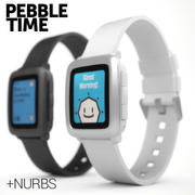 PEBBLE Zeit 3d model