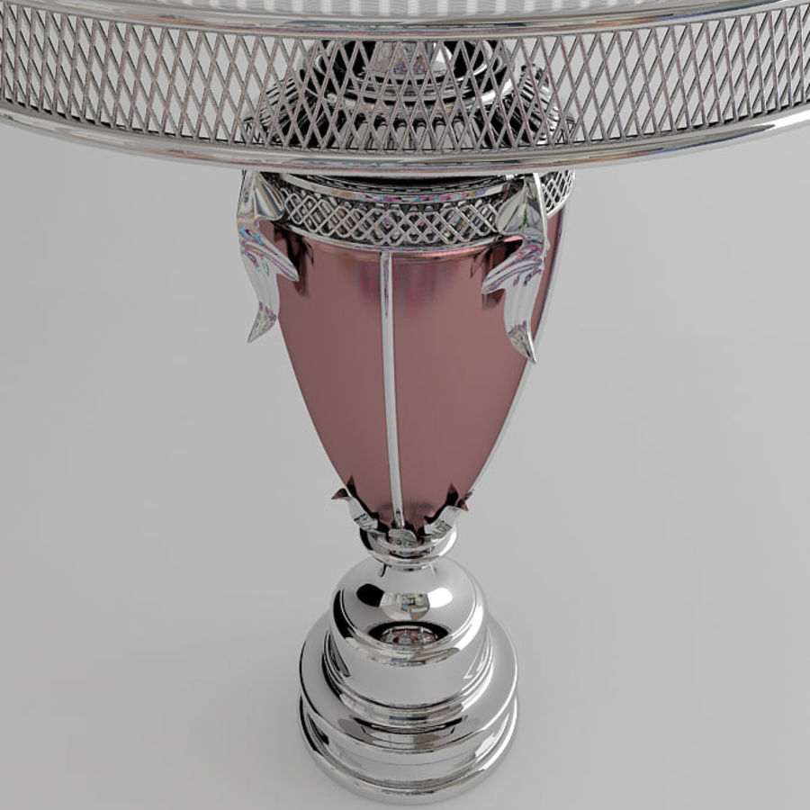 Candelabro royalty-free 3d model - Preview no. 5
