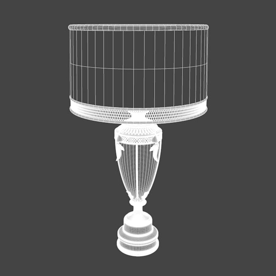 Candelabro royalty-free 3d model - Preview no. 6