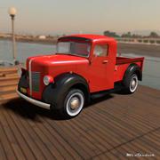 Spudtruck Rocker 3d model