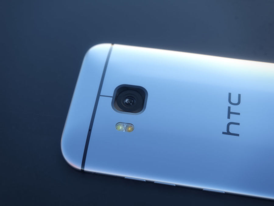 HTC One M9 royalty-free 3d model - Preview no. 15