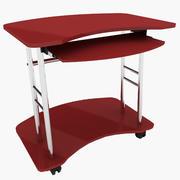 Компьютерный стол 3d model