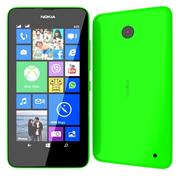 诺基亚Lumia 630绿色 3d model