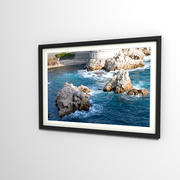 Landscape Photo Frame 3d model