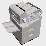 Fotocopiatrice 3d model