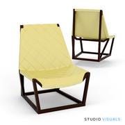 Fotel 3d model
