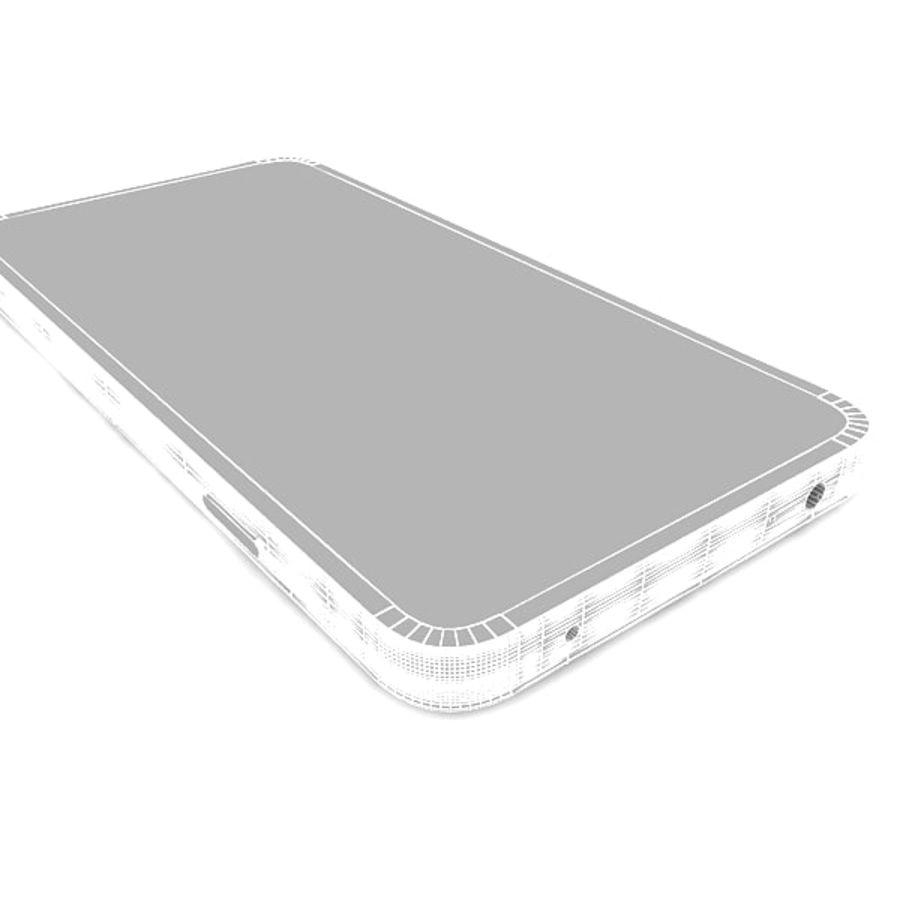 Samsung Galaxy J royalty-free 3d model - Preview no. 13