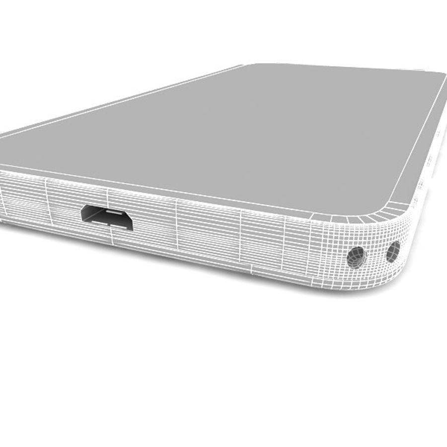Samsung Galaxy J royalty-free 3d model - Preview no. 12