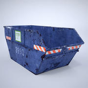 container(1) 3d model