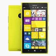 Nokia Asha 1520 3d model