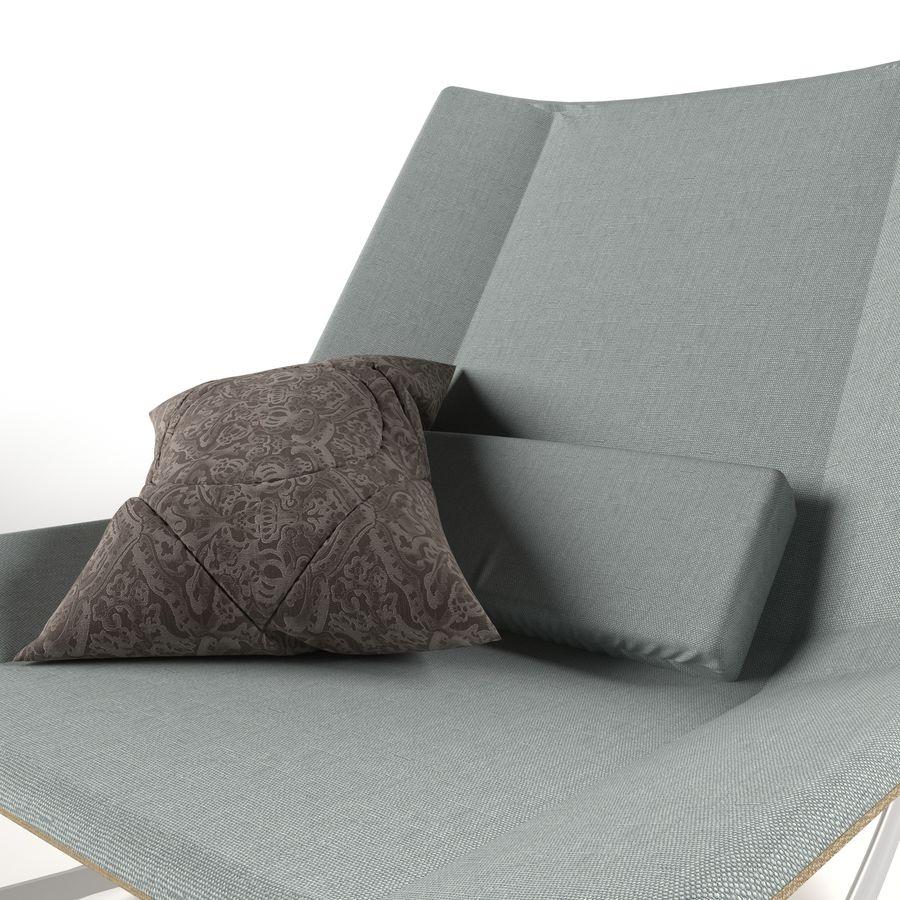 stoel schommel voor twee royalty-free 3d model - Preview no. 4