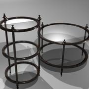 Кофейный столик 3d model