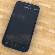 Samsung Galaxy Young 2 3d model