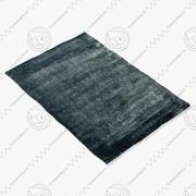 BoConcept Plaza rug 106071007730 3d model
