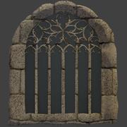 Kale Penceresi 3d model
