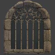 Schlossfenster 3d model