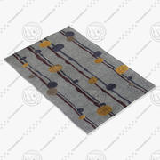 Chandra rugs LOS-1809 3d model
