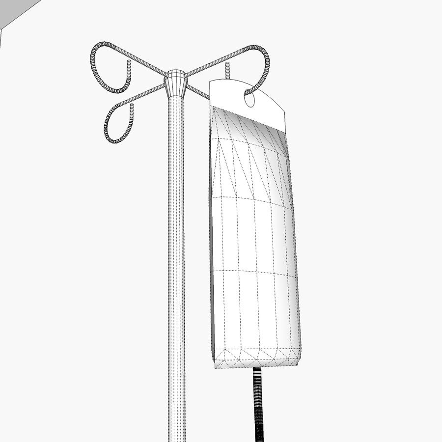Hospital / Medical Equipment royalty-free 3d model - Preview no. 29